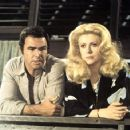 Burt Reynolds and Catherine Deneuve