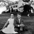 Robert and Ethel Kennedy - 454 x 458