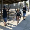 Courtney Stodden – Filming for her new show in Pasadena - 454 x 255