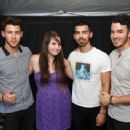 Jonas Brothers were at Fox 2 News in Detroit