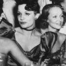 Lili Damita and Marlene Dietrich