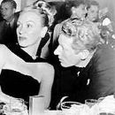 Danny Kaye and Eve Arden