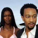 Jessica White and John Legend