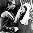 Katharine Hepburn and Franchot Tone