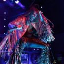 Recording Artist Rob Zombie performs at Ascend Amphitheater on May 7, 2016 in Nashville, Tennessee