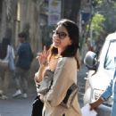 Sunny Leone out and about in Juhu – Mumbai