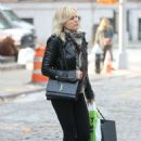 Malin Åkerman out and about New York