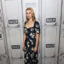Lucy Fry – Visit AOL Build for Godfather of Harlem in NY - 454 x 634