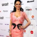 Archie Panjabi At The International Emmys in N.Y.C