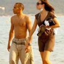 Lewis Hamilton and Sarah Ojjeh