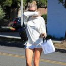 Sofia Richie – Leaving Shani Darden Skin Care in Beverly Hills