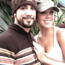 A.J. McLean and Kaci Brown