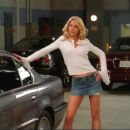 Jenna Elfman as Frankie in Two and a Half Men