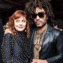 Susan Sarandon – Dom Perignon and Lenny Kravitz: 'Assemblage' Exhibition in NY - 454 x 568