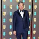 Viggo Mortensen - EE British Academy Film Awards - Red Carpet Arrivals