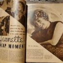 Jeanette MacDonald - Modern Screen Magazine Pictorial [United States] (May 1936) - 454 x 340