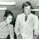 Tina Sinatra and Robert Wagner