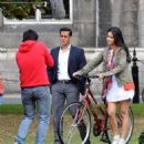 Salman & Katrina At Ek Tha Tiger Movie On location Stills