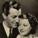 Robert Taylor and Janet Gaynor