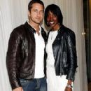 Gerard Butler and Josie D'arby