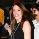Ashley Greene Childrens Hospital La Super Sweet Toy Drive At Duffs Cake Mix In Hollywood