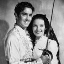 Linda Darnell and Tyrone Power
