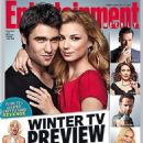 Emily VanCamp, Joshua Bowman - Entertainment Weekly Magazine Pictorial [United States] (27 January 2012)
