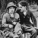 Mabel Normand and Charlie Chaplin