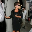 Kris Jenner  seen arriving at Craig's restaurant in West Hollywood, CA May 12,2015