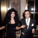 LaToya Jackson and Jack Gordon