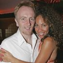 Phil Collen and Anita Thomas
