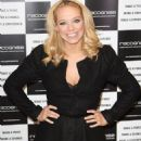 Liz McClarnon - Recognise Magazine Launch Party At Exclusive Swarovski Crystallized Lounge, London, 13 April 2010