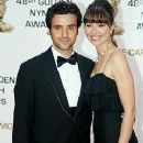 David Krumholtz and Vanessa Britting