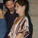 Keanu Reeves and Parker Posey