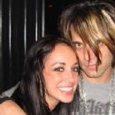 Criss Angel and Natasha Tagai