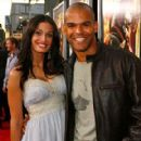 Dayanara Torres and Amaury Nolasco