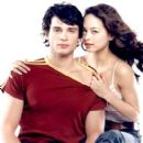 Tom Welling and Kristin Kreuk