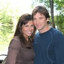 Marie Wilson and Roger Howarth