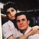Christian Slater and Marisa Tomei