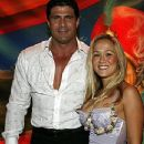 Jose Canseco and Heidi Northcott