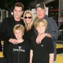 Catherine Hickland and Ray Liotta