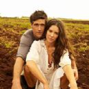 Evangeline Lilly and Matthew Fox