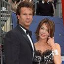 Lorenzo Lamas and Hunter Tylo