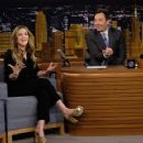 Drew Barrymore At The Tonight Show Starring Jimmy Fallon - 454 x 359