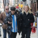 Sophie Turner and Joe Jonas Out in New York 03/12/2019 - 454 x 680