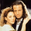 Christopher Lambert and Virginia Madsen