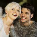 Hannah Spearritt and Andrew Lee potts