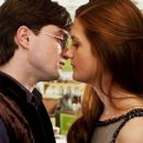 Daniel Radcliffe and Bonnie Wright