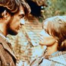 Julie Christie and Alan Bates