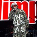 Fred Durst performs onstage at KROQ Weenie Roast & Luau at Doheny State Beach on June 08, 2019 in Dana Point, California